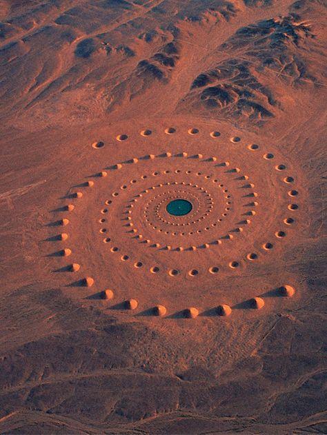 La spirale du Sahara