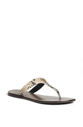 0b5f6ca7e5e Tory Burch  Cameron  Thong Sandal available at  Nordstrom