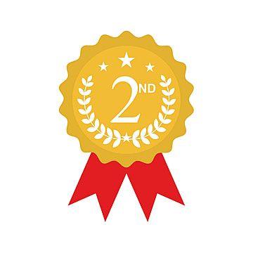 Medalha De Ouro De Vetor Com Um Premio De Coroa De Louros De Fita Vermelha Para O Vencedor Da Vitoria Clipart De Premio Icones De Premio Icones Vencedor Imag Red Ribbon
