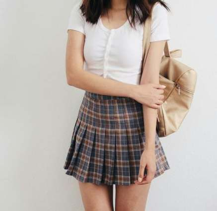 Skirt Outfits Korean Denim 32 Best Ideas Tennis Skirt Outfit Korean Skirt Outfits Trendy Skirts