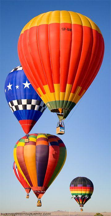 Albuquerque Balloon Festival in Albuquerque, New Mexico, USA.  All rights reserved ©DurhamPhotography