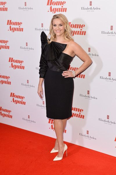 Actress Reese Witherspoon attends the 'Home Again' special screening at The Washington Mayfair Hotel in London.