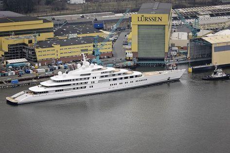 Yachts, Luxury Yachts, World's Largest Yachts | Yachting Magazine