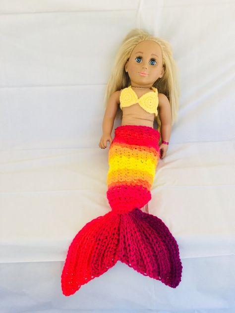 Wellie Wisher Mermaid Tails Handmade