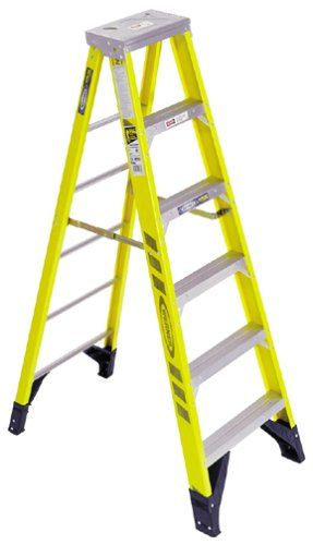 Werner 7306 375 Pound Duty Rating Type Iaa Fiberglass Stepladder 6 Foot Review Https Laddersathome Revi Amazing Bathrooms Fiberglass Bathroom Ventilation Fan