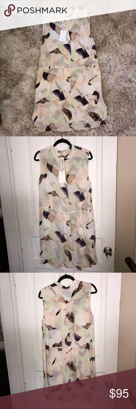 0b1de12c9e7 Aritzia Wilfred Lardenne Dress in Oak Seductive New With Tags Wilfred  Lardenne button-down