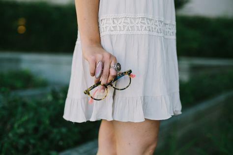 Photographers Joe and Kathrina capture #TOMSeyewear.