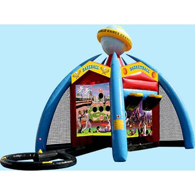 Do You Want To Buy World Of Sports Inflatable To Stand Out From