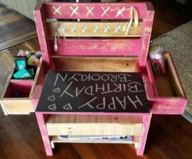 ديكورات خشبية بسيطة Pallet Ideas Easy Wood Pallets Pallet Projects Furniture