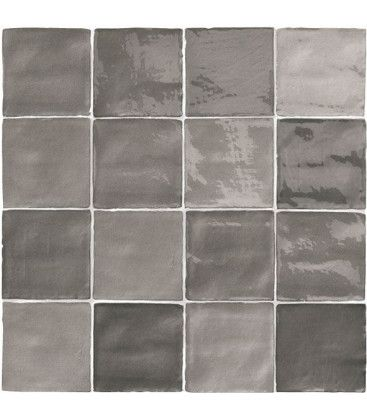 Stow Mix Grey 10x10cm Ondacer In 2020 Mosaic Wallpaper Ceramic Wall Tiles Mosaic Tiles