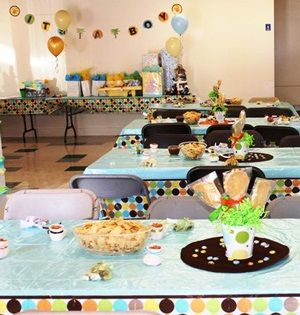 Fresh Jungle Baby Shower Decorations Ideas