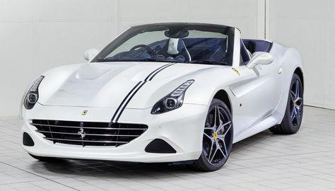 Ferrari California T Ispirata Allo Sport Del Polo A Chi Se Non Al Raffinato Pubblico Inglese Può Essere Proposta Una Che Sfoggia