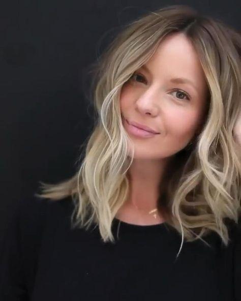 87 Haarfarbe-Ideen in 2021   haarfarben, frisuren, haarschnitt
