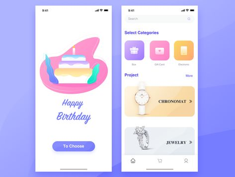 #UI034 attach files gift panic app