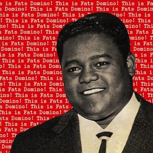 This Is Fats Domino Released Dec 1956 Label Imperial Records Producer Robyn Blueberry Hill 2 Honey Chile 3 What S The Rea Old School Music Domino Songs