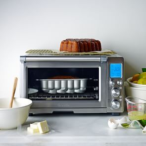 Breville Mini Smart Toaster Oven In 2020 Smart Oven Convection Oven Toaster Oven