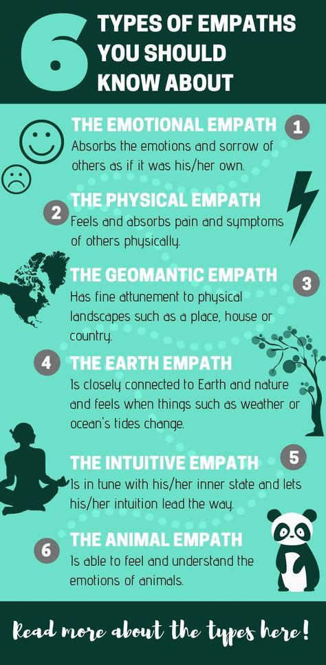 The 6 types of empaths: Which one are you?