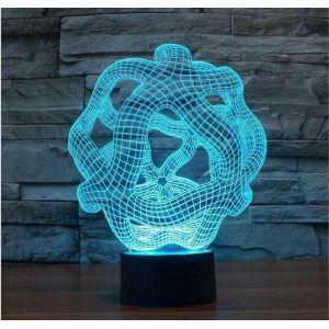 Peculiar 3d Illusion Lamp 3d Illusion Lamp Lamp 3d Illusions