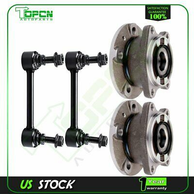 Advertisement Ebay 4pcs For 2003 2011 Volvo Xc90 Rear Wheel Bearing Hub Sway Bars Suspension Kit In 2020 With Images Volvo Xc90 Volvo Chevy Trailblazer