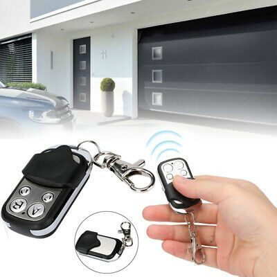 Advertisement 315 433mhz Universal Clone Remote Control Key Fob Electric Gate Garage Door New In 2020 Control Key Craftsman Garage Door Remote