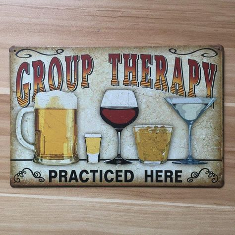 wine and drinking vintage home decor beer metal Tin signs malt decorative plaques for bar wall art craft Paint Bar, Vintage Metal Signs, Vintage Wine, Retro Vintage, Man Cave Bar, Man Cave Signs, European Home Decor, Wall Bar, Cafe Wall