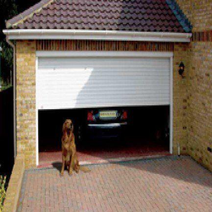 Garage Door In 2020 Roll Up Garage Door Garage Doors Garage Door Rollers