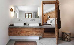 Badezimmer Mediterran Modern #Badezimmer ...