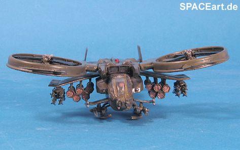 Avatar: AT-99 Scorpion Kampfhubschrauber, Modell-Bausatz ... http://spaceart.de/produkte/avt005.php