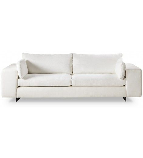 Ideal For Clean Contemporary Spaces The Innana Sofa Features A