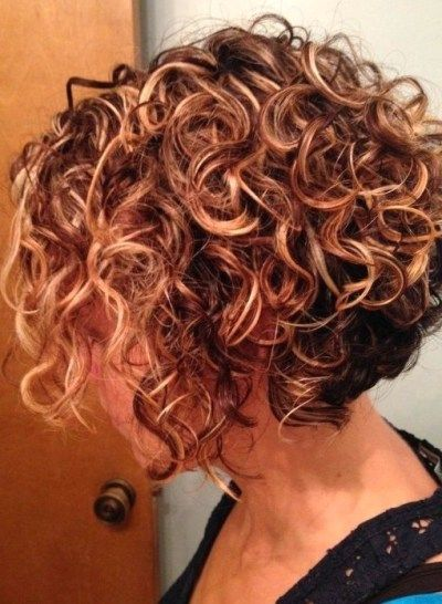 25 Cool Perm Hairstyles Ideas That Will Rock Your Day Fashionetmag Com Short Curly Haircuts Short Permed Hair Permed Hairstyles