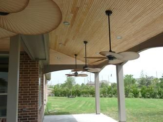 Patio Cover, Fans, Beadboard, Http://affordableshade.com/ | Ceiling Options  | Pinterest | Patios, Local Companies And Ceilings