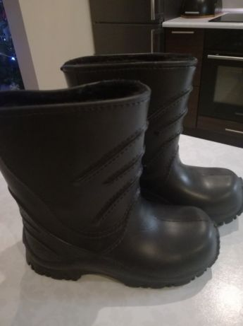 Kalosze Gumiaki Sniegowce Nowe Rozm 26 27 Chelm Image 1 Biker Boot Boots Shoes
