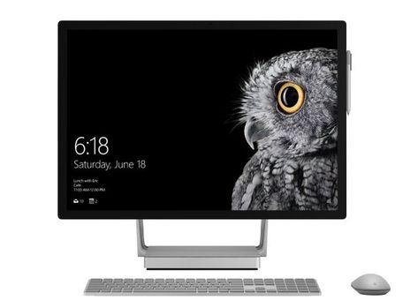 09123dab38381 PC Tout-en-un Microsoft Surface Studio 28  Intel Core i7 32 Go RAM 2 To -  Fnac