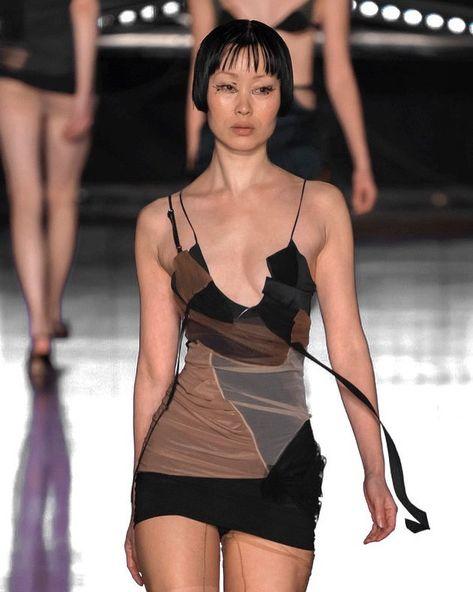 "A Vision of a Work of Art on Instagram: ""V. @nensidojaka : Model @ceci_zhang"""
