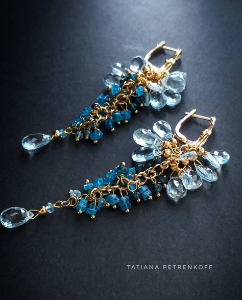 sterling cluster necklace silver statement piece Roman Glass birthstone choker 925 Gemstone Bib artisan made healing crystal red carpet.
