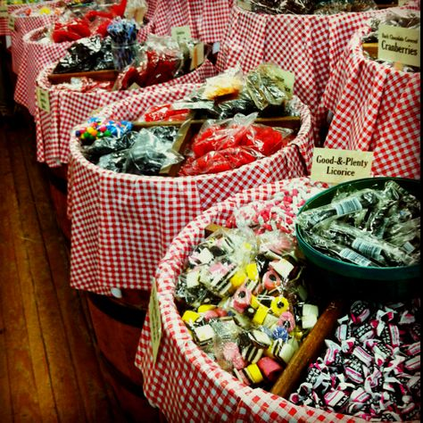 Did I mention, there will be candy??  Mast General Store, Boone NC
