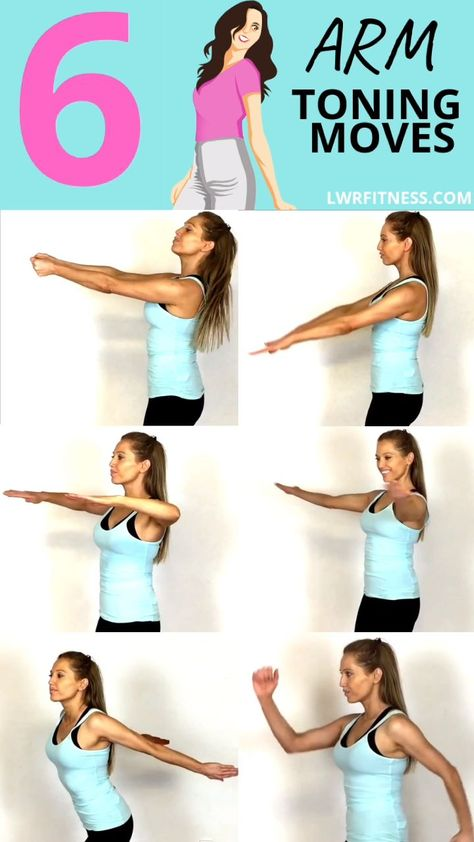 Get your dream arms with this easy workout which will sculpt your arms, as well as shape your shoulders and even helps to lift the bust. This may look easy but doing each move for between 40 to 60 seconds, is when you know this is working as you will feel the burn. To see results off all my at home body weight workouts then visit my website LWRFITNESS.COM and look on the before and after page for proof that my workouts work. As a trainer with over 25 years experience I know how to get results.