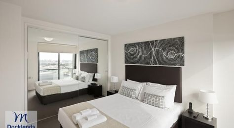 AUD227 Grand Mercure Docklands is in Melbourne's vibrant waterfront district of New Quay.