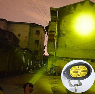 12v 20w Yellow Boat Marine Spreader Light Led Deck Mast Light Flood Light X1 In 2020 Led Boat Lights Flood Lights Led Lights
