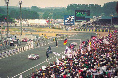 Jaguar XJR-12 John Nielsen Le Mans 1990 Winner