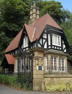 gables house tudor style and architecture