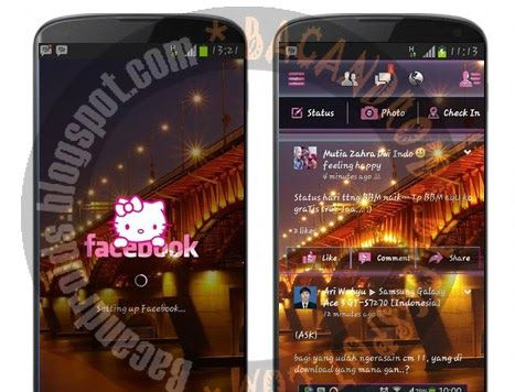 App Facebook Messenger Mod Full Transparent Terbaru Centers Android Android Gingerbread Aplikasi