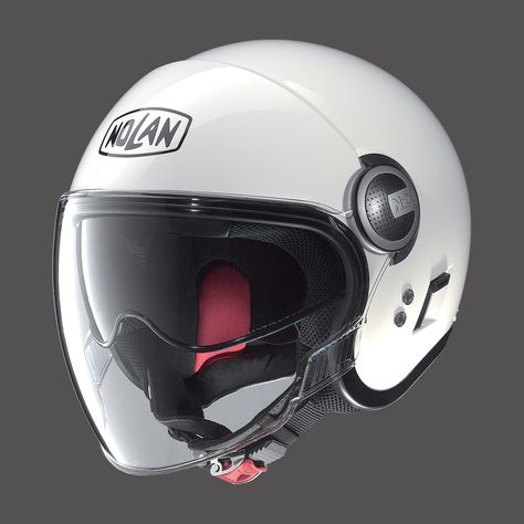 NOLAN CASCO N21 SPECIAL PURE WHITE L
