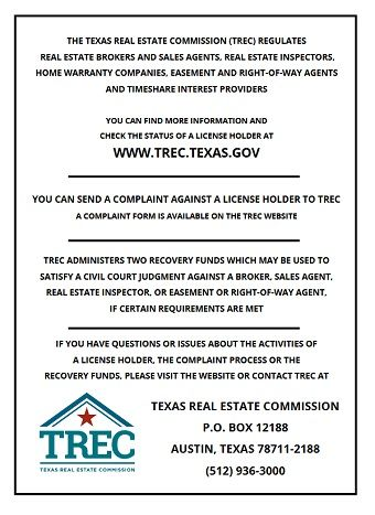 Consumer Protection Notice Consumer Protection Home Warranty Companies Texas Real Estate