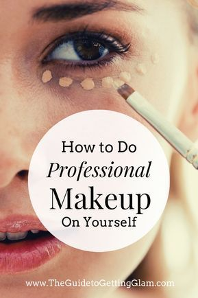 Put makeup on yourself online