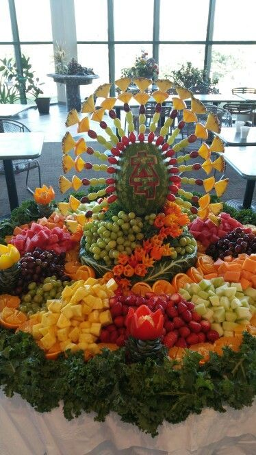 Fruit Decoration Celebration Fruit Buffet Fruit Displays Fruit Decorations