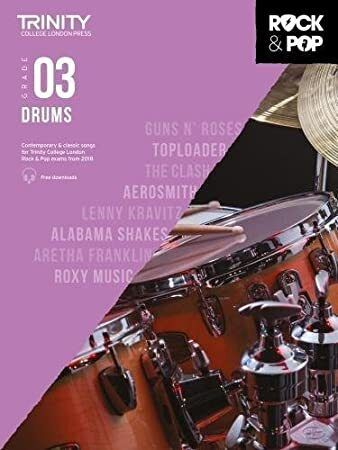 Pdf Free Trinity College London Rock Pop 2018 Drums Grade 3