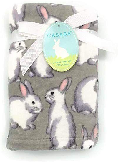 Casaba Pip Squeaks Easter Chicks Kitchen Towel Set
