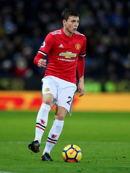 Victor Lindelof Photos Photos Leicester City V Manchester United Premier League Manchester United Premier League Manchester United Players Manchester United