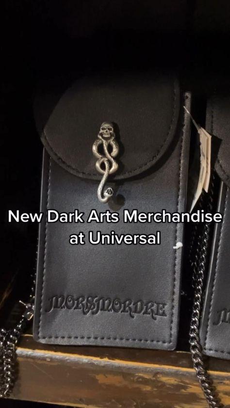 New Darks Arts Harry Potter merchandise at Universal Orlando